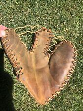 Old Wilson Baseball Glove