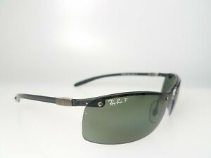 Ray-Ban  RB 8305 082/9A 64-14 3P Carbon Sunglasses Frame