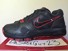 DS NIKE AIR TRAINER 1.2 sz 9 431848 002 Cherrywood SUPREME manny pacquiao