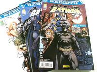 Auswahl BATMAN Rebirth Heft # 1 - 27 ( Panini 2017 - 2019 ) NEU