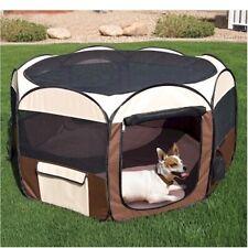 Corralito de mascotas para exteriores