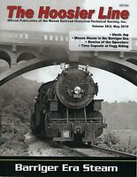 The HOOSIER Line: MONON Railroad Historical Society, 2nd Qtr 2019, NEW issue