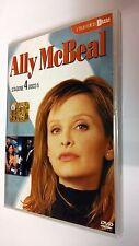 Ally McBeal serie televisiva stagione 4 vol. 5 DVD 4 episodi dura 180 minuti