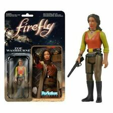 Firefly 3 3/4 Inch Zoe Washburn ReAction Retro Action Figure Funko