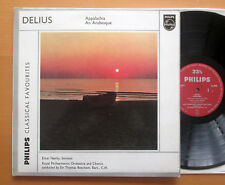 GL 5690 Delius Appalachia An Arabesque Thomas Beecham Einar Norby NEAR MINT