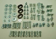 93pc. FULL BODY PLASTIC BOLT KIT HONDA CR80 CR85 CR125 CR250 CR450 CR480 CR500