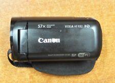 Canon VIXIA HF R82 Camcorder 3.8MP Full HD CMOS, 57x Advanced Zoom NO BATTERY