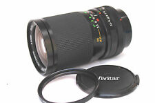 Vivitar 28-85 mm f3.5-4.5 Macro Focusing Zoom Lens For Canon