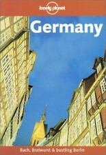 LONELY PLANET: GERMANY  (2002)   EX-LIBRARY