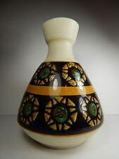 Vintage West German Pottery Dumler and Breiden Ceramic Vase 128 20. Fat Lava Era