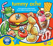 Orchard Toys Tummy Ache - Hilarious Game For All The Family - NEW