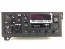 Chrysler 1 1/2 DIN radio  AM/FM/Cassette Stereo Radio