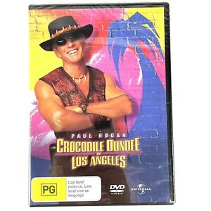 Crocodile Dundee In Los Angeles NEW DVD PAL