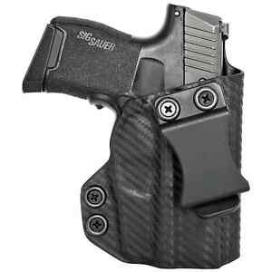 Concealment Express Sig Sauer P365 w/Lima Laser IWB KYDEX Holster