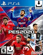 eFootball PES 2020 - Pro Evolution Soccer - PS4 📥