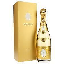 Champagne Cristal Louis Roederer annata 2004 in elegante cofanetto 75cl