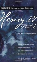 Henry IV, Part 1 (Folger Shakespeare Library) by William Shakespeare