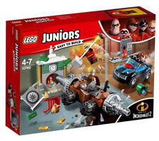 LEGO JUNIORS Incredibles 2 Underminer's Bank Heist 10760  (New Sealed)