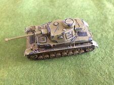 1 X 15mm Panzer IV Zvezda bien pintados