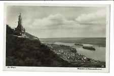 CPA - Carte Postale - Allemagne- Ruedesheim a. Rh. mit Niederwaldddenkumal-1931