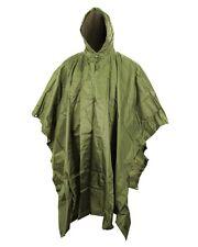 Kombat US Style Waterproof Poncho OLIVE Green