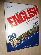 DVD LIBRO N° 29 ENGLISH FITNESS DIVERTITI AD ALLENARE IL TUO INGLESE CORRIERE