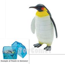 Penguin Polar Life Animal Part I 4D 3D Puzzle Realistic Model Kit Toy