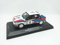 IXO 1:43 SCR002 LANCIA DELTA INTEGRALE Winner Monte Carlo Rally 1989 Biasion Siv