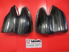 Coppia protezione scarichi carbonio Bimota DB3 MANTRA - Cover for exhaust system