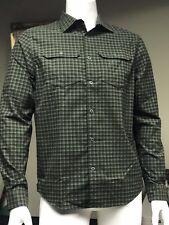 Under Armour Threadborne Wool Flannel Shirt Men's Size Medium MSRP $119