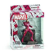 Homea2) Schleich (22501) Iron Man Justicia Leage * Superhéroes