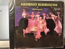 CD Mega RARE Arsenio Rodriguez su Conjunto Raffi Martinez Israel Castro Cándido