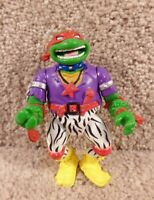Vintage 1991 Playmates TMNT Teenage Mutant Ninja Turtles Heavy Metal Raph