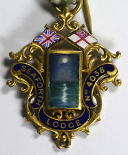More details for masonic jewel: seaforth lodge no.4038 (bootle, w. lancs) royal navy interest?