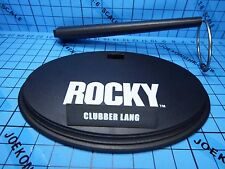 Hot Toys 1:6 MMS20 Rocky Clubber Lang Figure - Stand