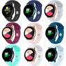 Replacement Silicone Gel Sport Wrist Band Strap For Samsung Galaxy Watch Active