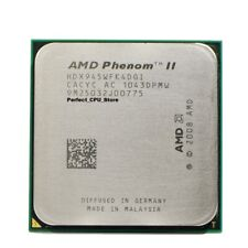 AMD Phenom II X4 945 3.0GHz/8MB Quad Core Socket AM3 CPU HDX945WFK4DGM Processor
