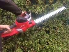 """Mantis IM8550 Cordless Hedge Trimmers 24"""" Blades Li-ion **Made in Germany** 24V"""