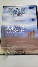 """DVD """"GENERACION ROBADA"""" PRECINTADA PHILLIP NOYCE"""