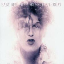 Baby Dee - The Robins Tiny Throat (NEW 2CD)