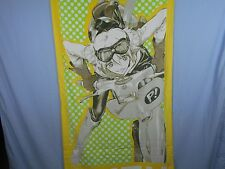 Fooley Cooly Beach towel Yellow