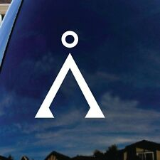 Stargate Earth vinyl decal sticker for Cars.Trucks,Computers,Notebooks etc.