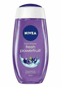 Nivea Powerfruit Fresh Shower Gel,250 Ml