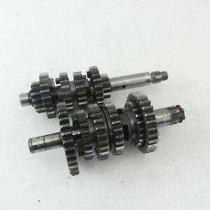 Yamaha Rd 125 LC Ez : 87 Caja de Cambios Garras de Cambio Sensor Giratorio 33265