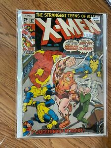X-Men 67 - Comic Book -B61-15