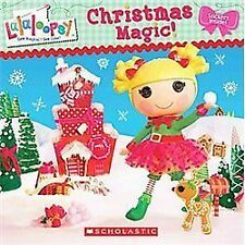 Lalaloopsy: Christmas Magic by Cecil, Lauren