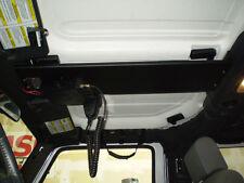 2007 - 2012 Jeep JK Wrangler Overhead CB Radio Rack, Mount