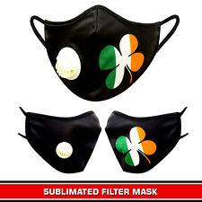 Washable Breathing Holes Face Mask Reusable with Cotton Fabric Cloth Face Masks