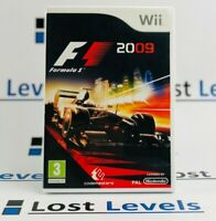 Wii - F1 2009 - Same Day Dispatched - Boxed - Nintendo