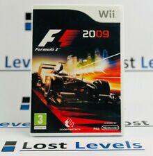 Wii - F1 2009 - Boxed - Wii / Wii U